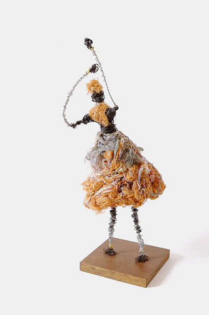 Sylvie Loeb - Sculptures - Personnages & Animaux - 4 - Personnages & Animaux