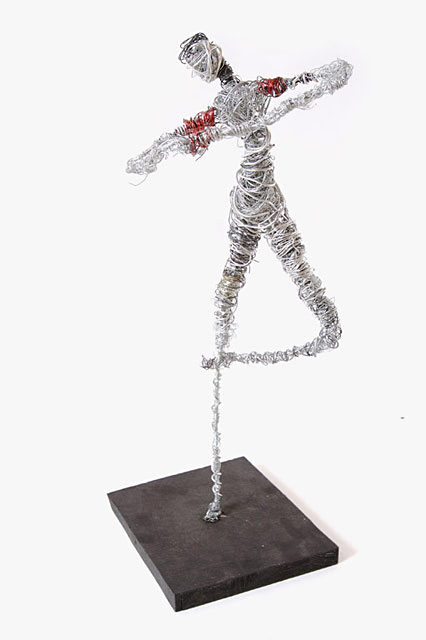 Sylvie Loeb - Sculptures - Personnages & Animaux - 5 - Personnages & Animaux