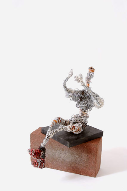 Sylvie Loeb - Sculptures - Personnages & Animaux - 6 - Personnages & Animaux