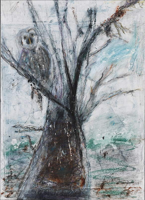 Sylvie Loeb - Peintures & Gravures - Arbre - 5 - Arbre