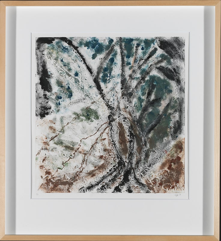 Sylvie Loeb - Peintures & Gravures - Arbre - 6 - Arbre