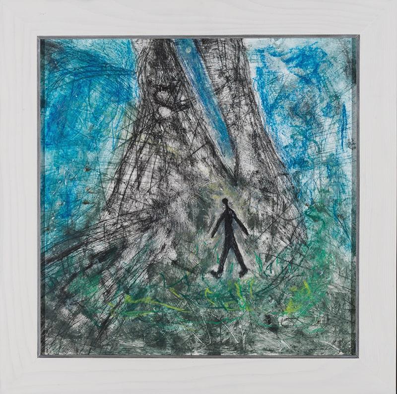 Sylvie Loeb - Peintures & Gravures - Arbre - 7 - Arbre