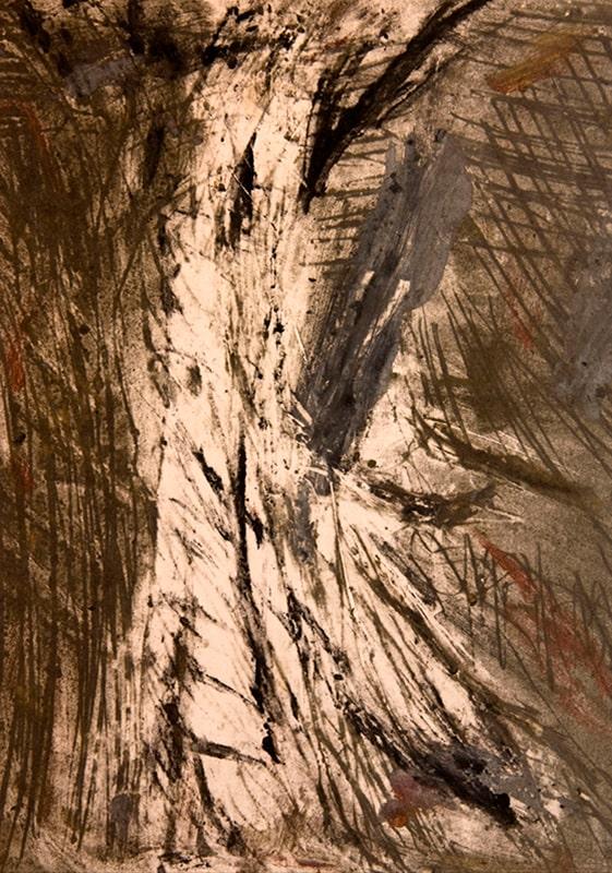 Sylvie Loeb - Peintures & Gravures - Arbre - 13 - Arbre