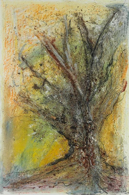 Sylvie Loeb - Peintures & Gravures - Arbre - 16 - Arbre