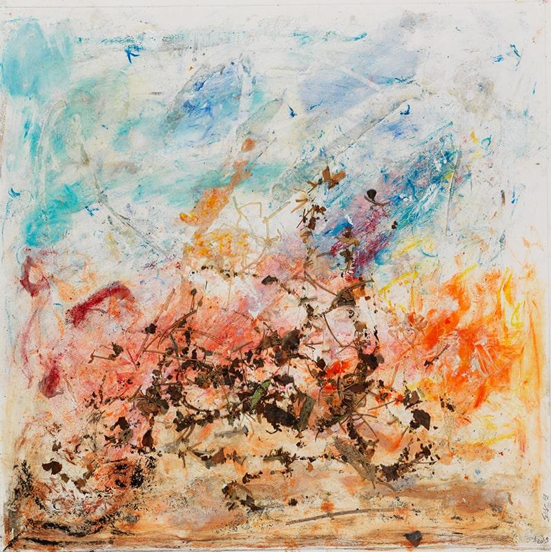 Sylvie Loeb - Peintures & Gravures - Couleurs - 4 - Couleurs