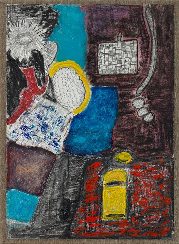 Sylvie Loeb - Peintures & Gravures - Couleurs - 10 - Couleurs