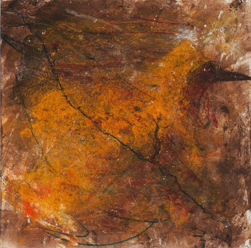 Sylvie Loeb - Peintures & Gravures - Oiseaux - 2 - Oiseaux