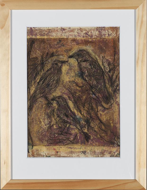 Sylvie Loeb - Peintures & Gravures - Oiseaux - 3 - Oiseaux