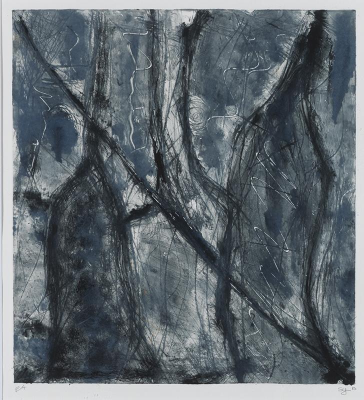 Sylvie Loeb - Peintures & Gravures - Oiseaux - 5 - Oiseaux