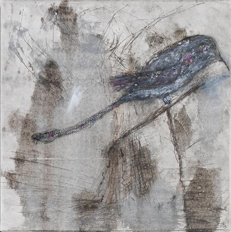Sylvie Loeb - Peintures & Gravures - Oiseaux - 7 - Oiseaux