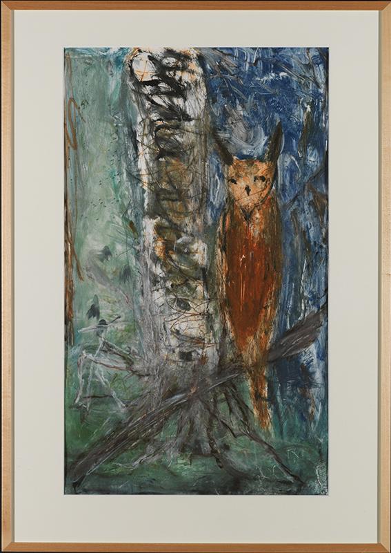 Sylvie Loeb - Peintures & Gravures - Oiseaux - 18 - Oiseaux