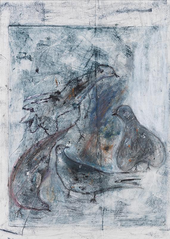 Sylvie Loeb - Peintures & Gravures - Oiseaux - 19 - Oiseaux