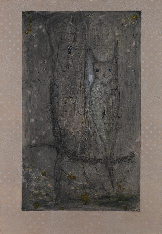 Sylvie Loeb - Peintures & Gravures - Oiseaux - 21 - Oiseaux