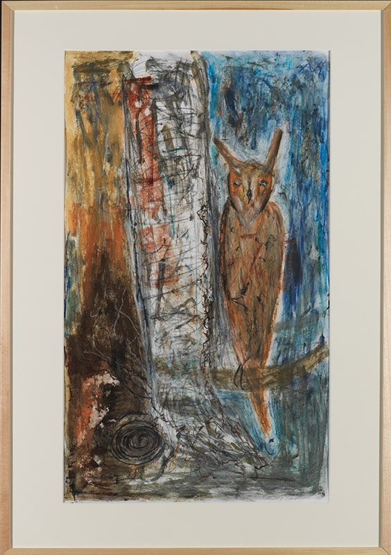 Sylvie Loeb - Peintures & Gravures - Oiseaux - 25 - Oiseaux