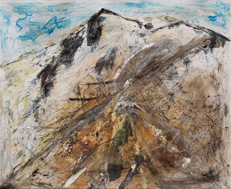 Sylvie Loeb - Peintures & Gravures - Montagnes - 2 - Montagnes
