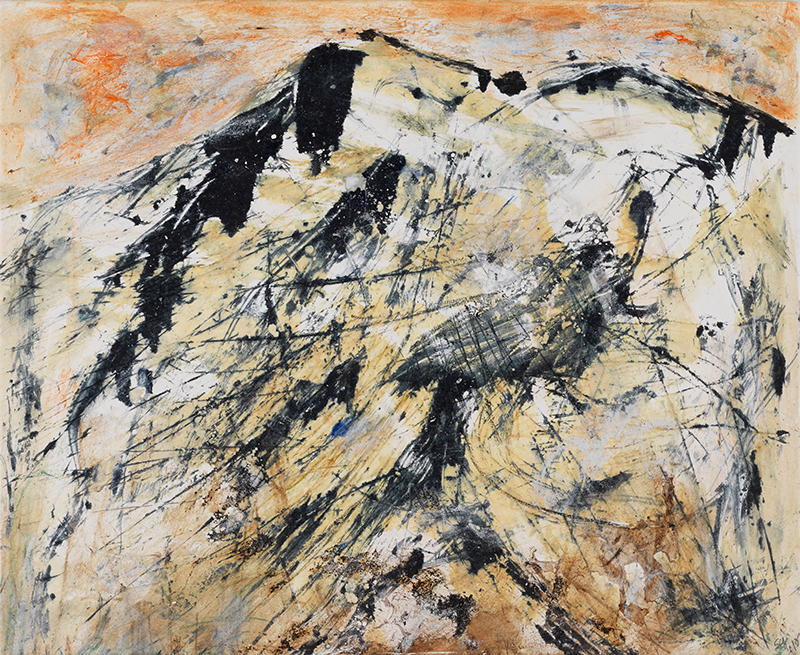 Sylvie Loeb - Peintures & Gravures - Montagnes - 3 - Montagnes