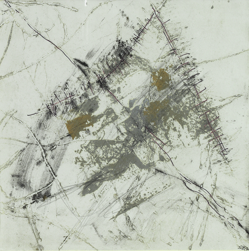 Sylvie Loeb - Peintures & Gravures - Montagnes - 4 - Montagnes