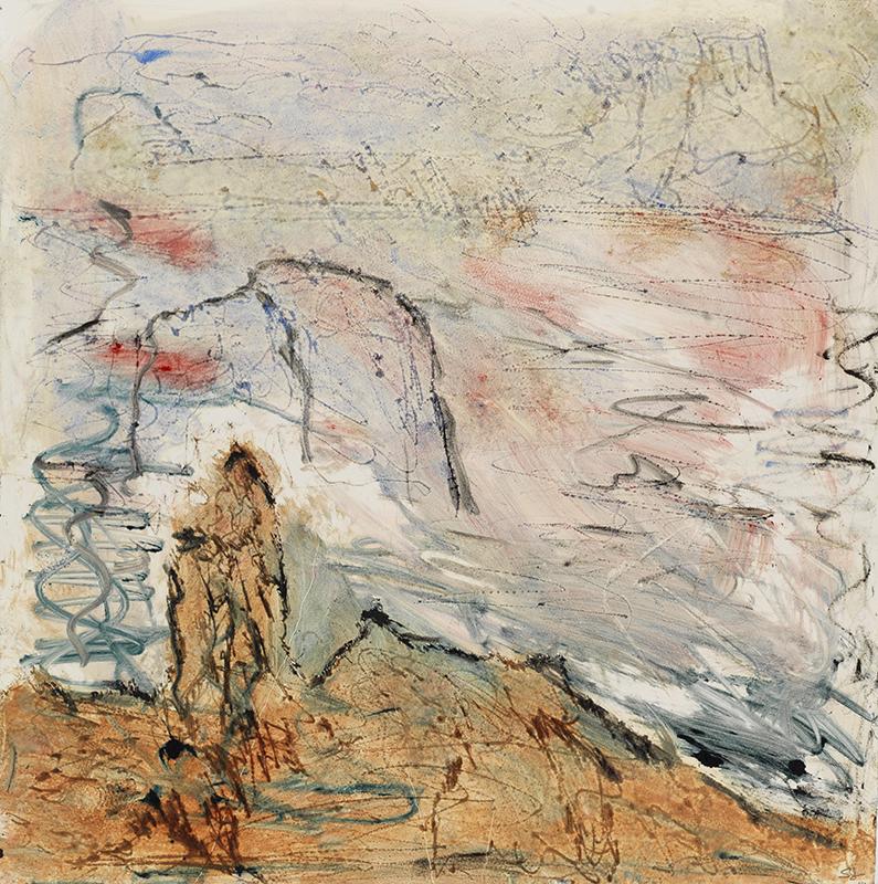 Sylvie Loeb - Peintures & Gravures - Montagnes - 7 - Montagnes