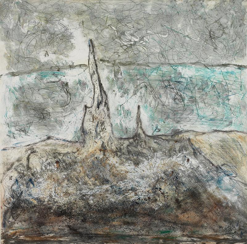Sylvie Loeb - Peintures & Gravures - Montagnes - 8 - Montagnes