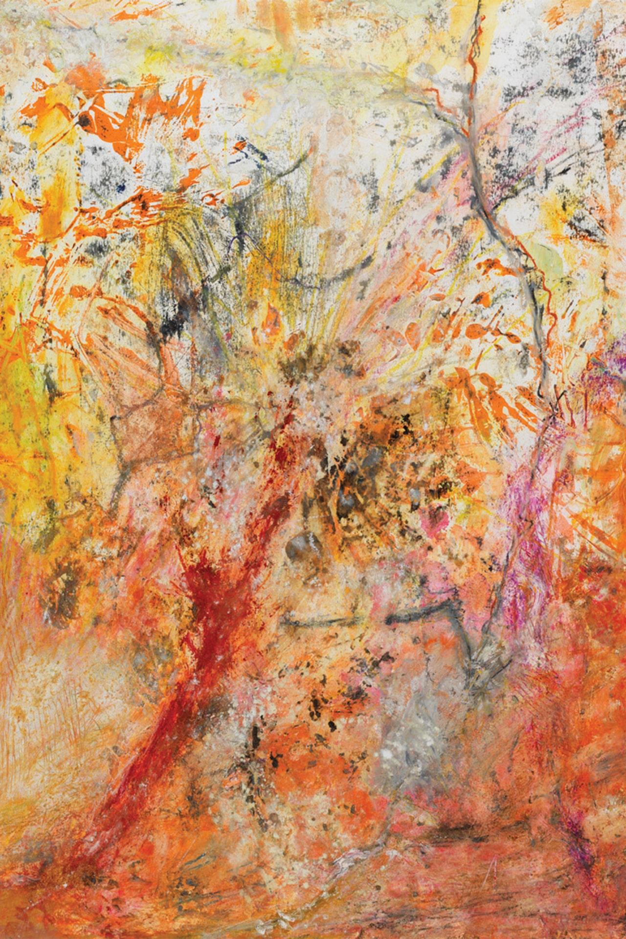"""Sylvie Loeb - Expositions - Exposition """"Techniques mixtes & Gravures"""""""