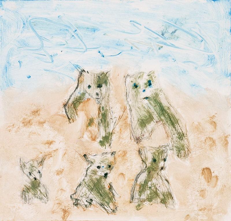 Sylvie Loeb - Livres pour enfants - Un chouette rêve - 3 - Un chouette rêve