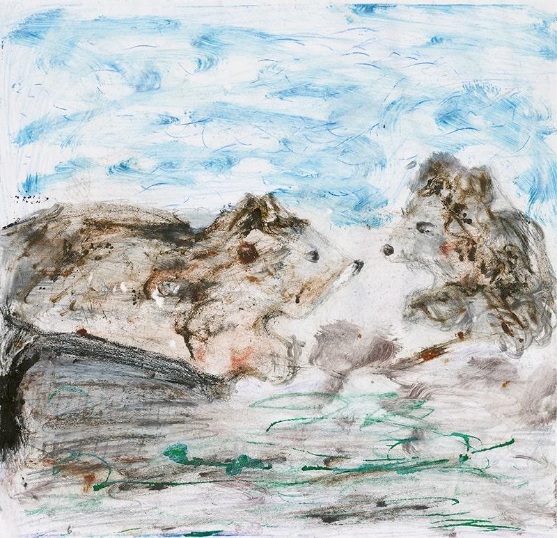Sylvie Loeb - Livres pour enfants - Un chouette rêve - 4 - Un chouette rêve
