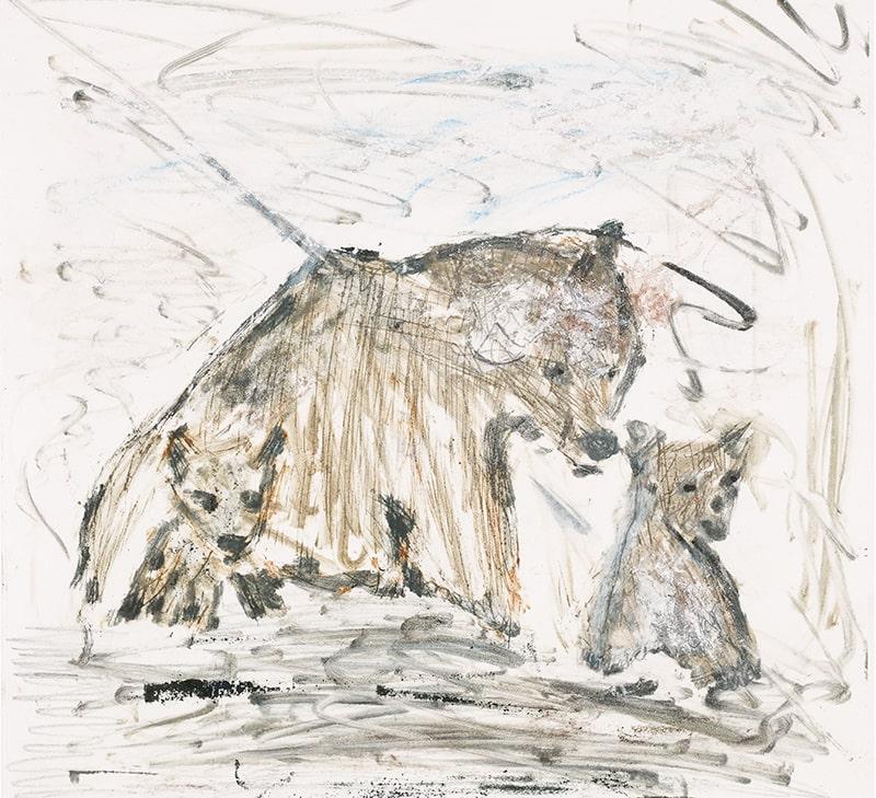 Sylvie Loeb - Livres pour enfants - Un chouette rêve - 5 - Un chouette rêve