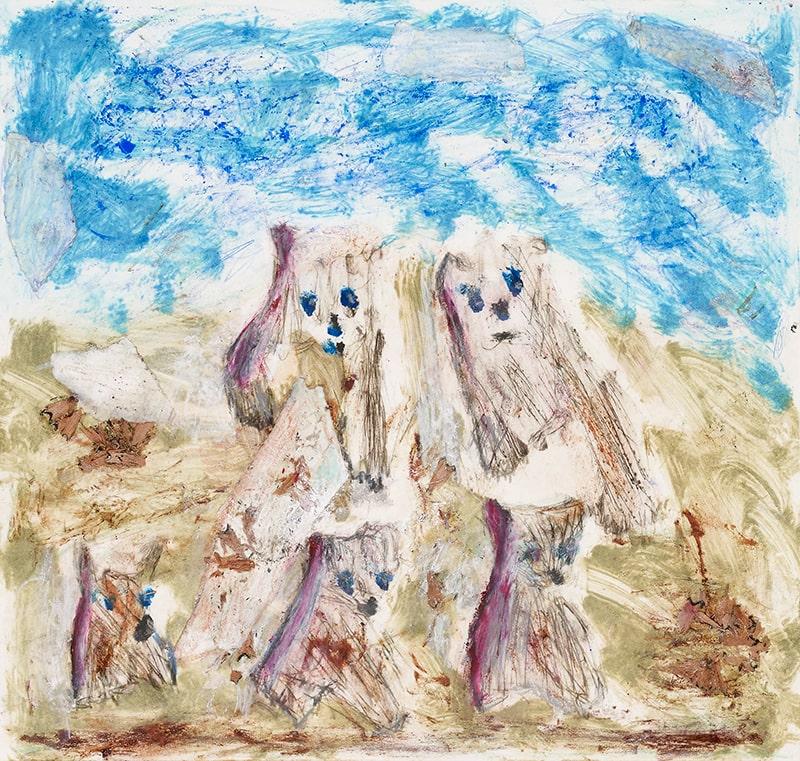 Sylvie Loeb - Livres pour enfants - Un chouette rêve - 6 - Un chouette rêve