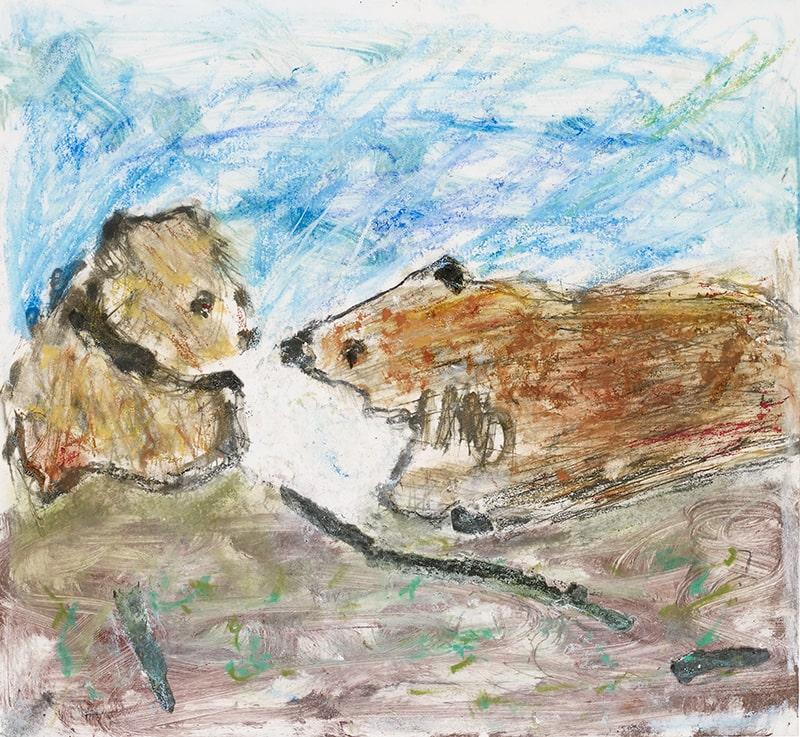 Sylvie Loeb - Livres pour enfants - Un chouette rêve - 7 - Un chouette rêve
