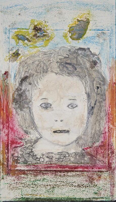 Sylvie Loeb - Peintures & gravures - Sans titre - Personnages