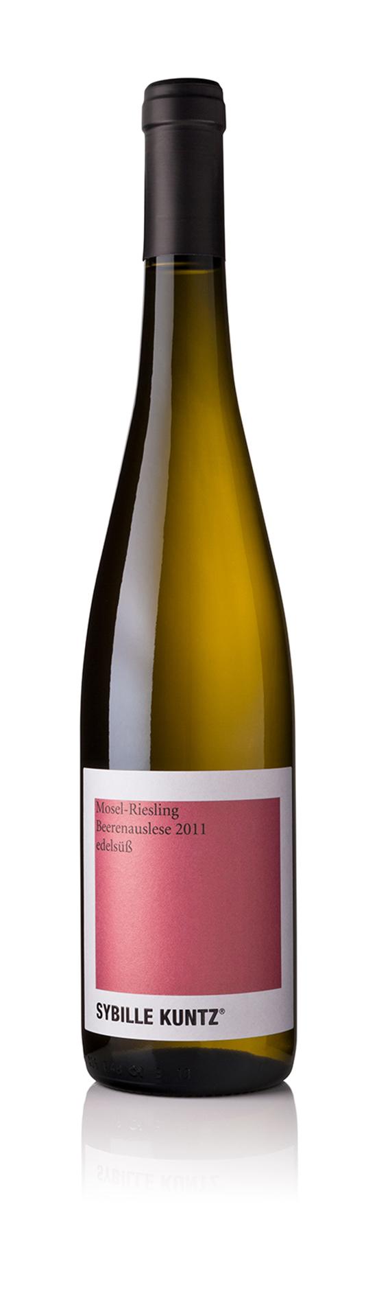2011 SYBILLE KUNTZ Mosel-Riesling Beerenauslese edelsüß 0,75 l