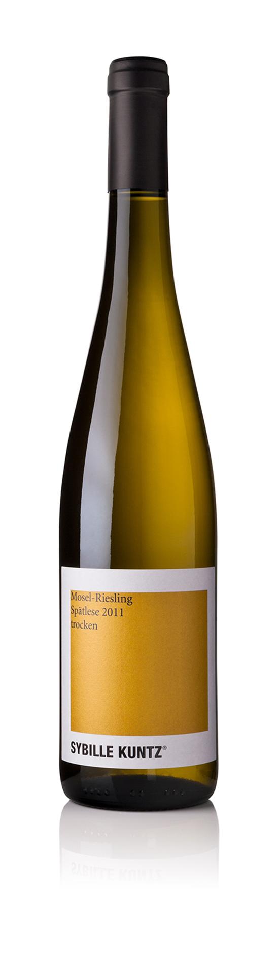 2011 SYBILLE KUNTZ Mosel-Riesling Spätlese trocken 0,75 l