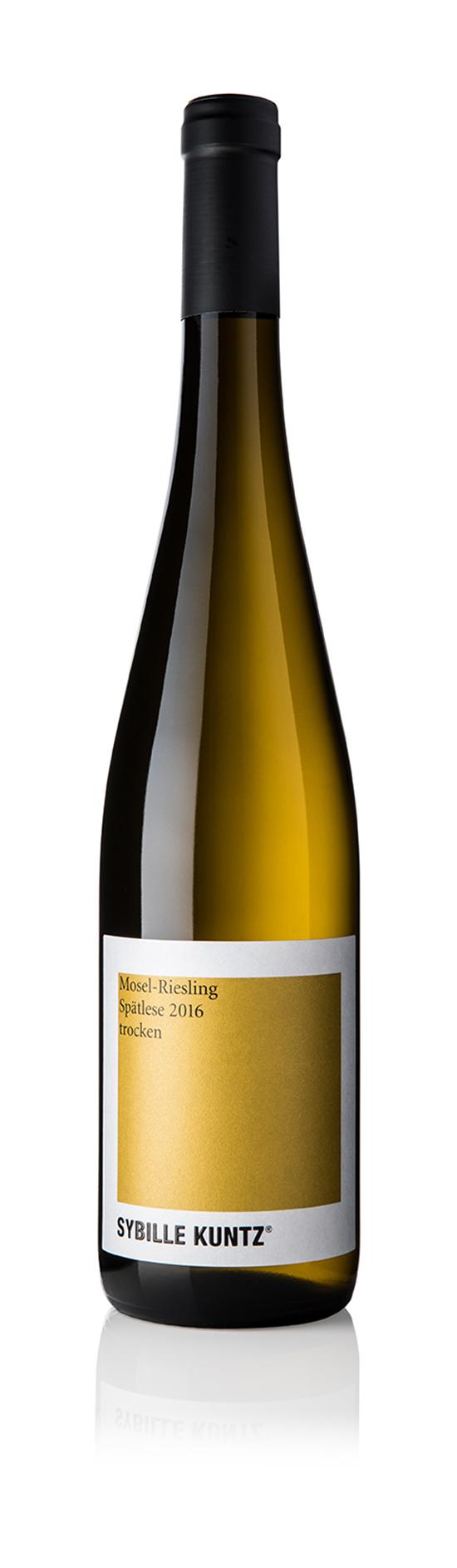 2016 SYBILLE KUNTZ Mosel-Riesling Spätlese trocken 0,75 l