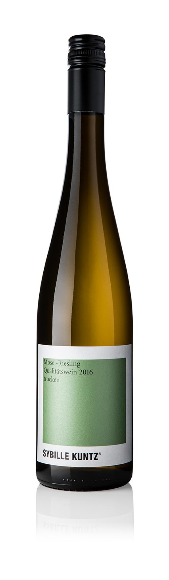 2016 SYBILLE KUNTZ Mosel-Riesling Qualitätswein trocken 0,75 l