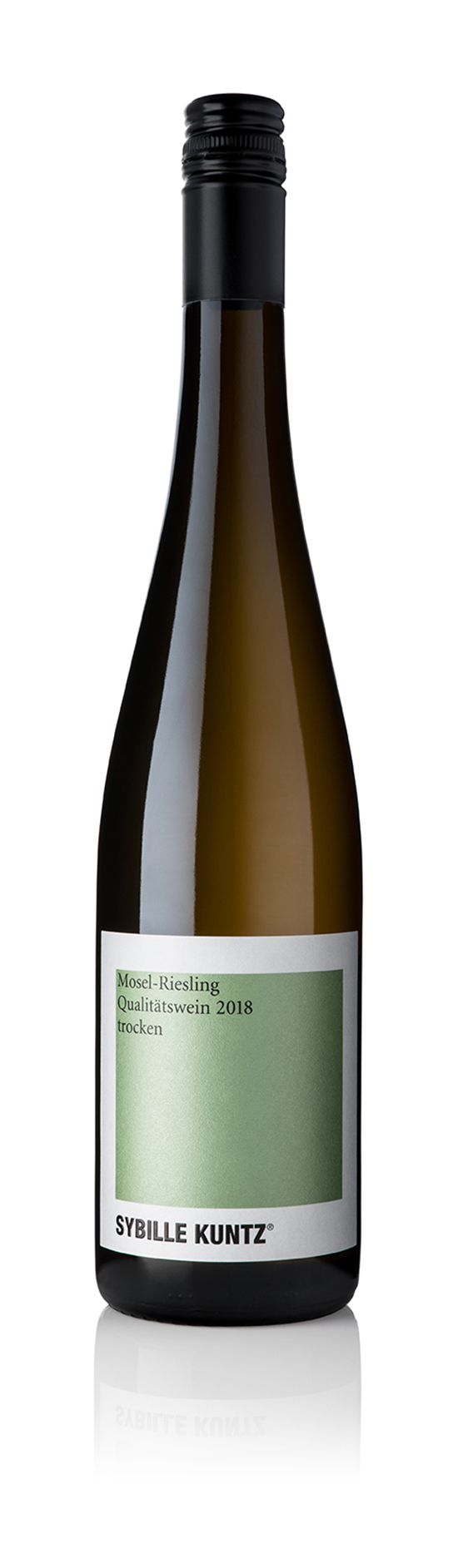 2018 SYBILLE KUNTZ Mosel-Riesling Qualitätswein trocken 0,75 l