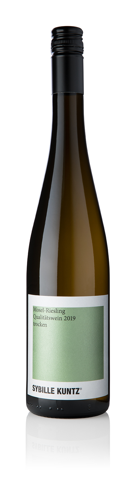 2019 SYBILLE KUNTZ Mosel-Riesling Qualitätswein trocken 0,75 l