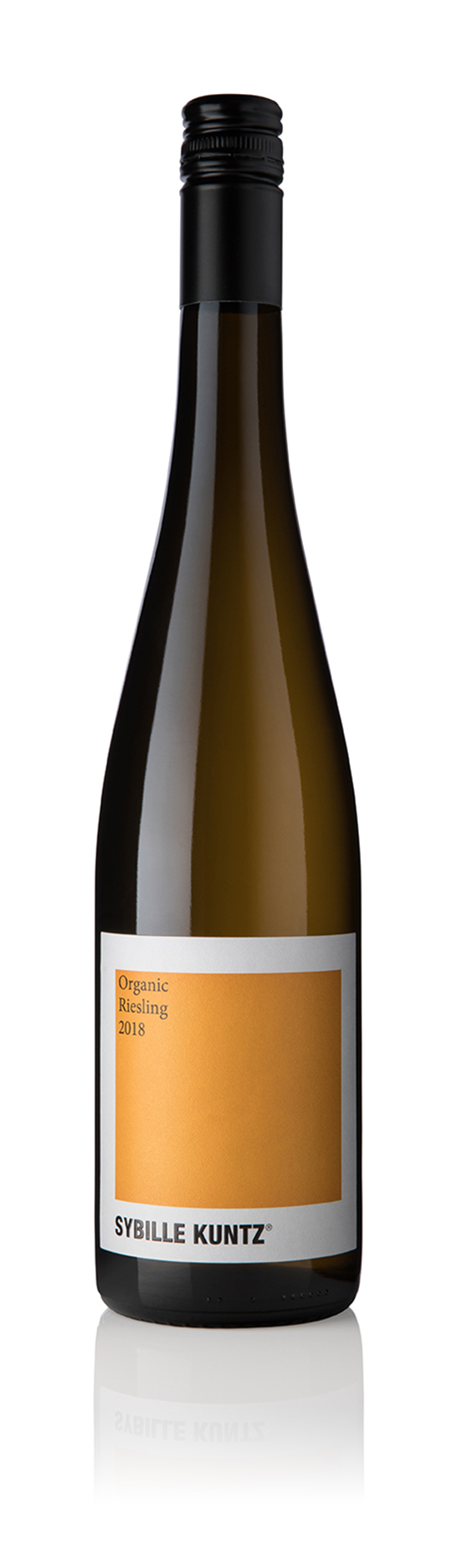 2018 SYBILLE KUNTZ Mosel-Riesling Organic Riesling 0,75 l