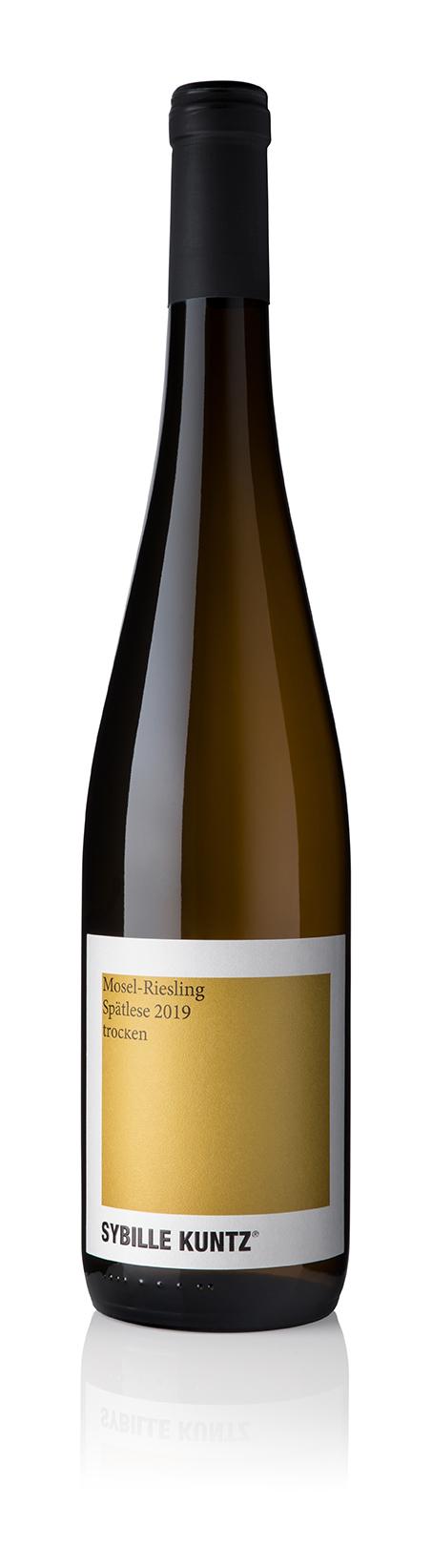 2019 SYBILLE KUNTZ Mosel-Riesling Spätlese trocken 0,75 l