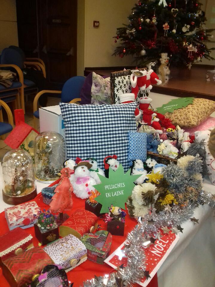 Les fêtes de fin d'année à La Salette Montval
