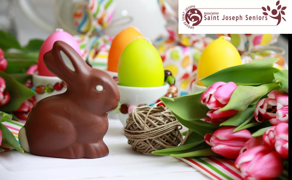 Du chocolat pour nos résidents - Pâques 2020