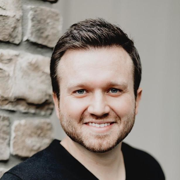 Headshot of Daniel Bickel