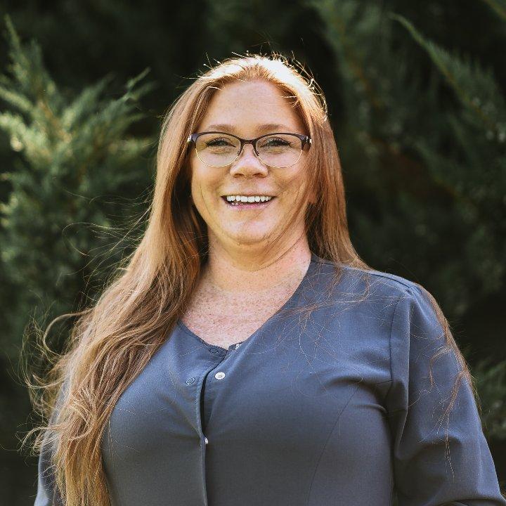 Headshot of Assistant Cassie Buchholz