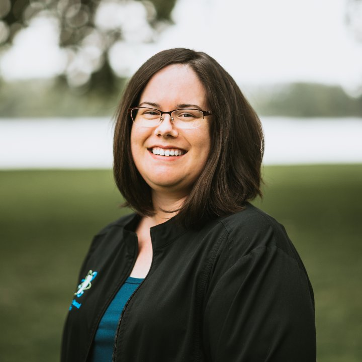 Headshot of Front Office worker Jill Gates