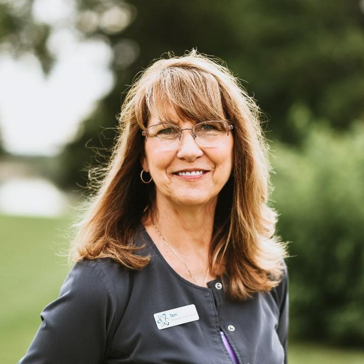 Headshot of Assistant Terri Larson