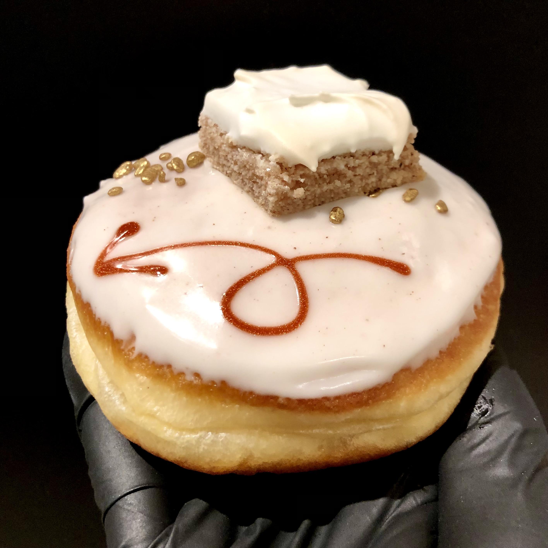 Zimt & Vanille zu kombinieren ist nicht neu, aber diese Vanille-Füllung ist geradezu eine Revolution