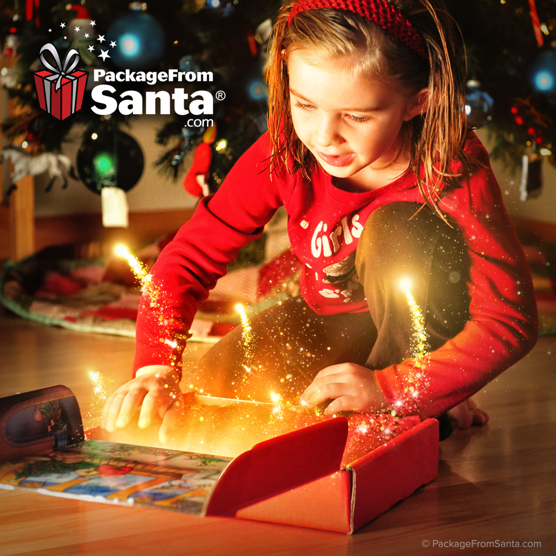 Package from Santa® - www.PackageFromSanta.com