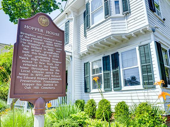 Hopper House historic landmark
