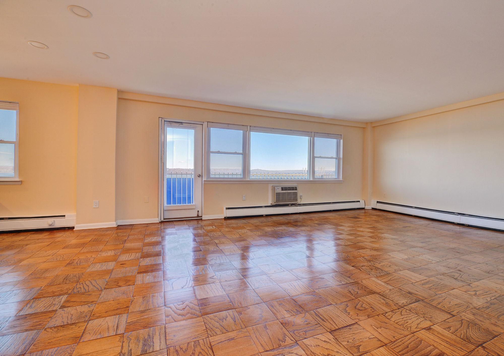 Two bedroom floorplan 4