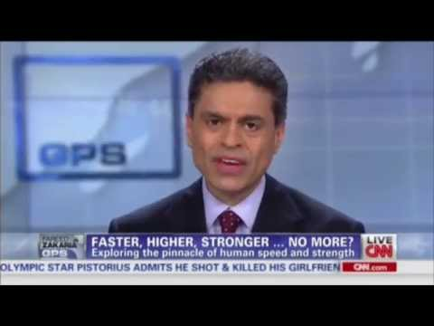 Steven Kotler on Fareed Zakaria GPS