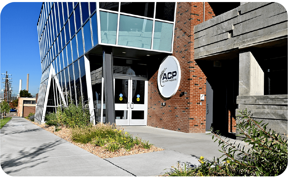 ACP HQ entrance